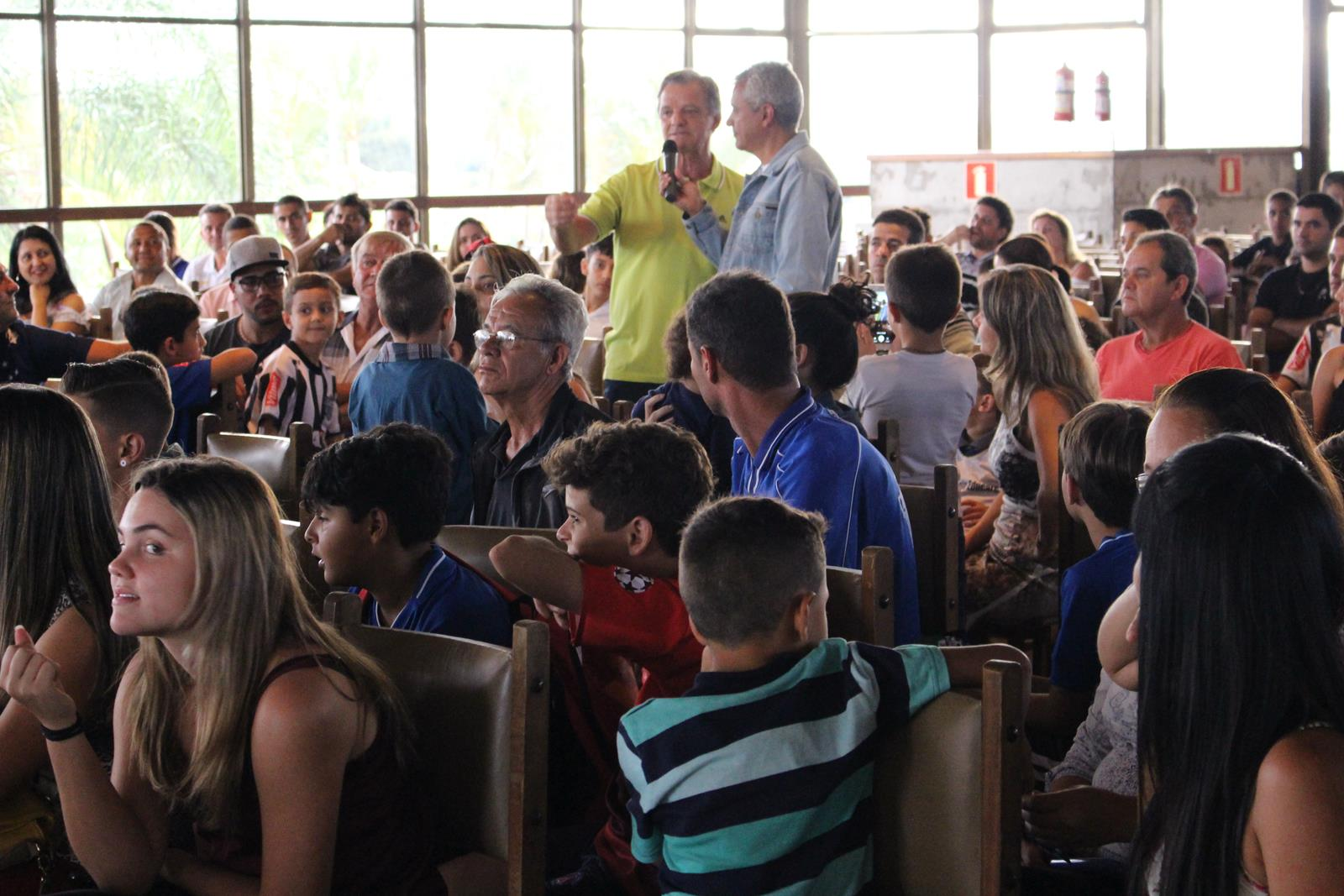c7f3fa4cd6 I Copa Supermercados Rena Tropical Tênis Clube de Futebol 7 Society 2017